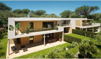 Castelnau-le-Lez programme immobilier neuf « Viadora » en Loi Pinel