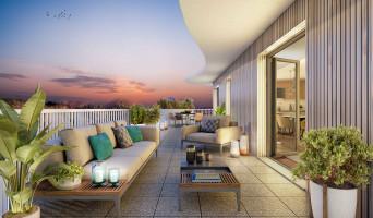 Noisy-le-Grand programme immobilier neuve « Les Balcons d'Opale »