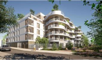 Noisy-le-Grand programme immobilier neuve « Les Balcons d'Opale »  (2)