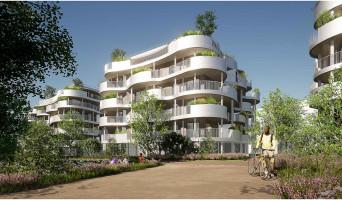 Noisy-le-Grand programme immobilier neuve « Les Balcons d'Opale »  (3)