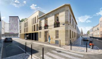 Bordeaux programme immobilier neuve « L'Intemporel » en Loi Pinel  (2)