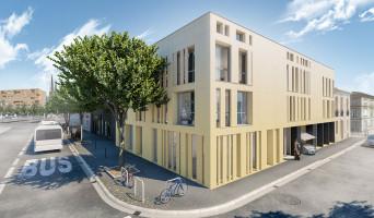 Bordeaux programme immobilier neuve « L'Intemporel » en Loi Pinel  (3)
