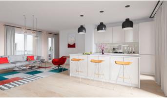 Bordeaux programme immobilier neuve « L'Intemporel » en Loi Pinel  (4)