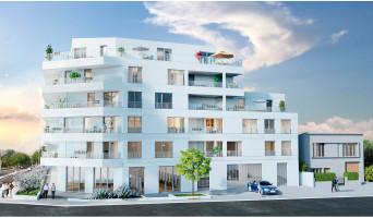 Saint-Herblain programme immobilier neuve « Côté Chézine » en Loi Pinel  (3)