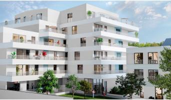 Saint-Herblain programme immobilier neuve « Côté Chézine » en Loi Pinel  (4)