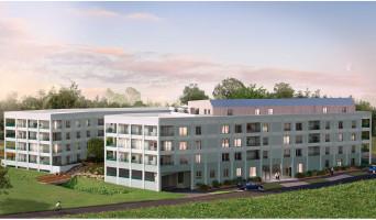 Vezin-le-Coquet programme immobilier neuf « Arbor & Sens » en Loi Pinel