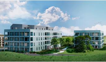 Vezin-le-Coquet programme immobilier neuve « Arbor & Sens » en Loi Pinel  (2)