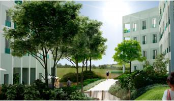 Vezin-le-Coquet programme immobilier neuve « Arbor & Sens » en Loi Pinel  (3)