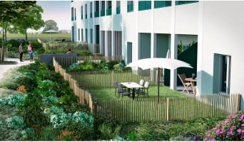 Vezin-le-Coquet programme immobilier neuve « Arbor & Sens » en Loi Pinel  (4)