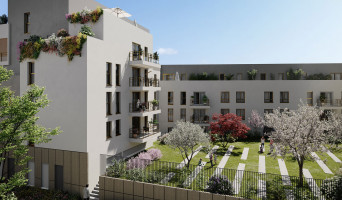Rouen programme immobilier rénové « Calypso » en loi pinel