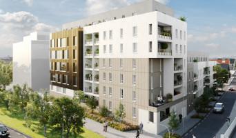 Rouen programme immobilier neuve « Calypso » en Loi Pinel  (2)