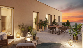 Rouen programme immobilier neuve « Calypso » en Loi Pinel  (3)