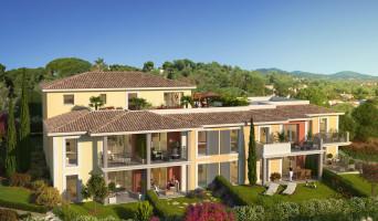 Cogolin programme immobilier rénové « Domaine Eden Golfe » en loi pinel