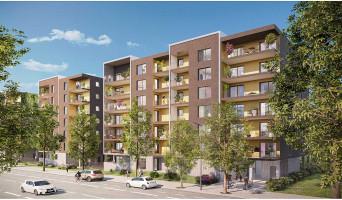 Annecy programme immobilier rénové « In Folio » en loi pinel