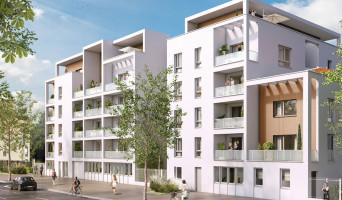 Vénissieux programme immobilier neuve « Préambule »