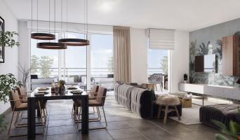 Meyreuil programme immobilier neuve « Résidence Terra Verde » en Loi Pinel  (2)
