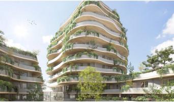 Angers programme immobilier rénové « Les Jardins d'Arborescence »
