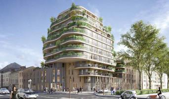 Angers programme immobilier neuve « Les Jardins d'Arborescence »  (2)