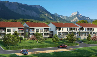 Biviers programme immobilier neuve « Les Terrasses de Belledonne »