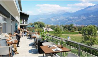Biviers programme immobilier neuve « Les Terrasses de Belledonne »  (2)