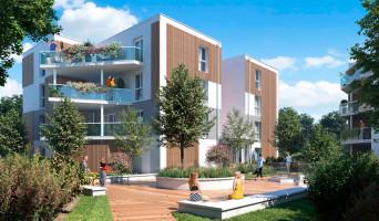 Villenave-d'Ornon programme immobilier rénové « Domaine de Beunon » en loi pinel