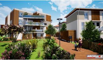 Villenave-d'Ornon programme immobilier neuve « Domaine de Beunon » en Loi Pinel  (2)
