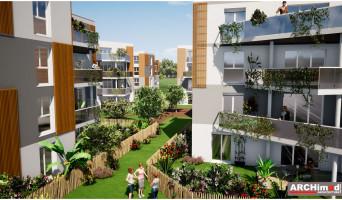 Villenave-d'Ornon programme immobilier neuve « Domaine de Beunon » en Loi Pinel  (3)