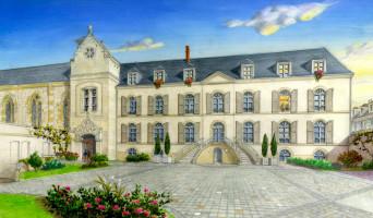 Senlis programme immobilier neuve « Saint-Joseph »  (2)