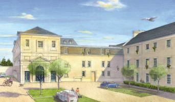 Bayeux programme immobilier neuve « Jeanne d'Arc »
