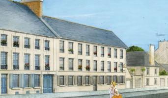 Bayeux programme immobilier neuve « Jeanne d'Arc »  (2)