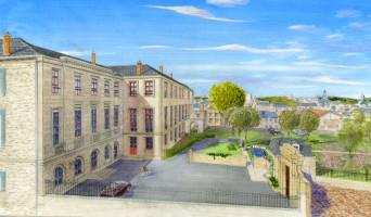 Limoges programme immobilier rénové « L'Ecole du Présidial »