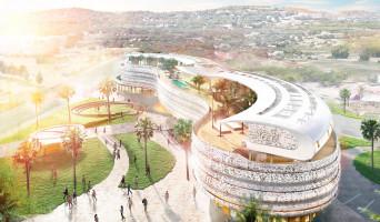 Agde programme immobilier rénové « Vibes Resort »