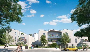 Nantes programme immobilier neuve « Le Clos 24 » en Loi Pinel  (2)