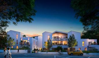 Nantes programme immobilier neuve « Le Clos 24 » en Loi Pinel  (3)
