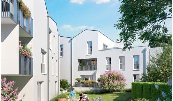 Nantes programme immobilier neuve « Le Clos 24 » en Loi Pinel  (4)