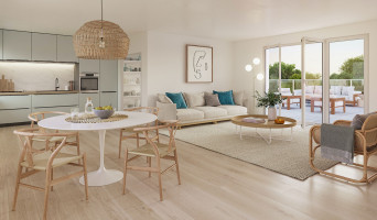 Villenave-d'Ornon programme immobilier neuve « Les Ornes du Lac » en Loi Pinel  (2)