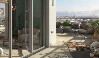 Colombes programme immobilier neuve « Le Domaine Saint Georges »