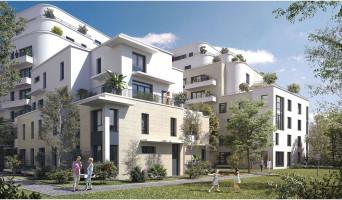 Colombes programme immobilier neuve « Le Domaine Saint Georges »  (2)