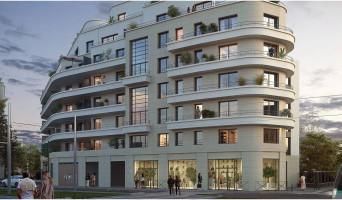 Colombes programme immobilier neuve « Le Domaine Saint Georges »  (3)