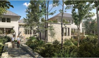 Colombes programme immobilier neuve « Le Domaine Saint Georges »  (4)