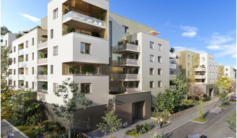 Lingolsheim programme immobilier neuve « Green Square - Tranche 2 »  (2)