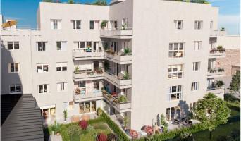 Le Pré-Saint-Gervais programme immobilier neuve « Green Eko » en Loi Pinel  (3)