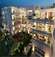 Le Pré-Saint-Gervais programme immobilier neuve « Green Eko » en Loi Pinel  (4)