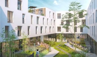 Groslay programme immobilier neuve « Osmose »  (2)