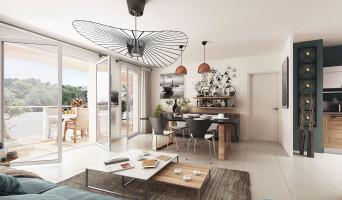 Marseille programme immobilier neuve « Floréa » en Loi Pinel  (4)