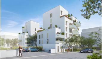 Villeurbanne programme immobilier rénové « Parallèles » en loi pinel