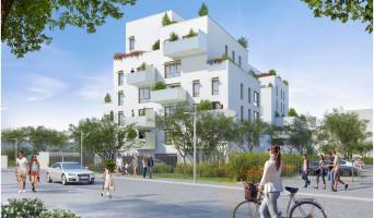 Villeurbanne programme immobilier neuve « Parallèles » en Loi Pinel  (2)