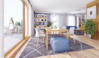 Villeurbanne programme immobilier neuve « Parallèles » en Loi Pinel  (3)