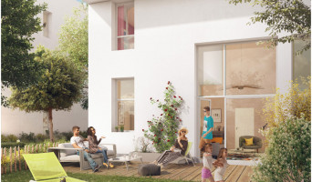 Villeurbanne programme immobilier neuve « Tempo »  (3)