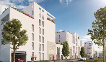 Villeurbanne programme immobilier neuve « Tempo »  (4)